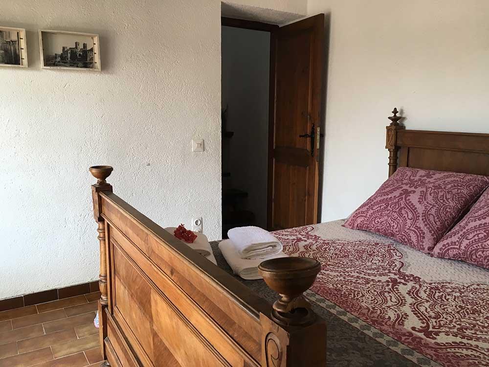 Habitació matrimoni